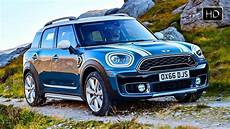 2017 Mini Cooper S Countryman All4 Road Test Drive Hd