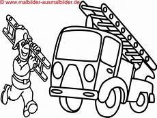 ausmalbilder feuerwehrauto kostenlos malvorlagen zum