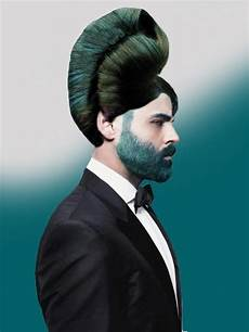 by blond bouffant men with updos pinterest