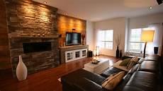 Un Salon Rustique Et Contemporain Cabana Decor Foyer