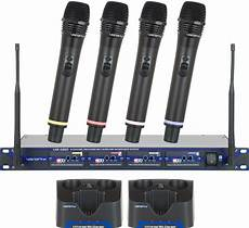 cordless microphone system vocopro professional vocal systems