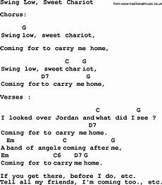 swing low sweet chariot lyrics top 1000 folk and time songs collection swing low