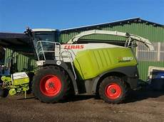 Claas Jaguar 930 Forage Harvester Technikboerse