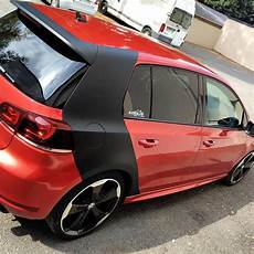 bm automobile nantes west wrapping vw golf 6 gti 233 dition 35 covering gris
