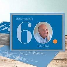 einladungskarten 60 geburtstag selbst gestalten diy