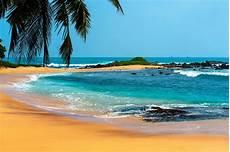 beach landscape tropical sea summer wallpaper