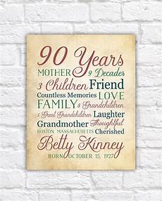90th birthday gift for 90 year born 1928 birthday gift
