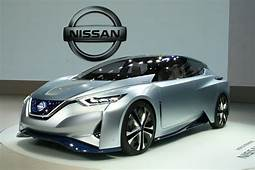 Nissan IDS Concept Is An Autonomous EV From A Not So