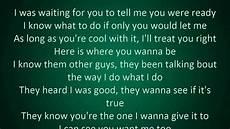 And Me Malvorlagen Lyrics Me And You Lyrics