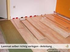 laminatboden laminat selbst richtig verlegen anleitung
