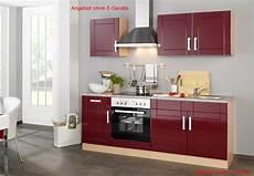 Küchenblock Ohne Elektrogeräte - k 252 chenblock ohne ger 228 te einbauk 252 che ohne elektroger 228 te