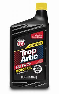 5w20 oil sds buy phillips 66 synthetic blend 5w20 tropartic 12 1 qts case online free shipping yoder oil