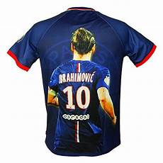 psg official psg zlatan ibrahimovic soccer jersey
