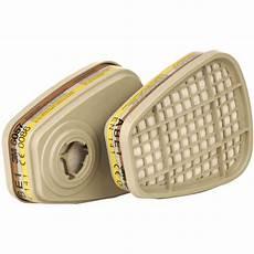 masque anti poussière 6057 filtre antigaz et vapeurs abe1 3m 6057
