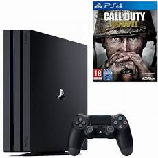 call of duty ww2 xbox one pas cher ps4 pro 1 call of duty ww2 pas cher 224 369 99