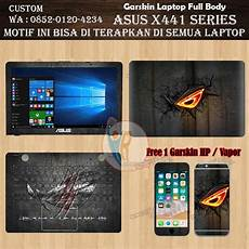 Jual Original Garskin Laptop Asus X441 Series