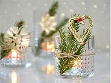 candele fai da te natalizie porta candele natalizi fai da te tutorial blomming