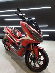 Pcx Modifikasi 2018 by Ragam Modifikasi Honda Pcx 150 Indonesia Tahun 2018 3