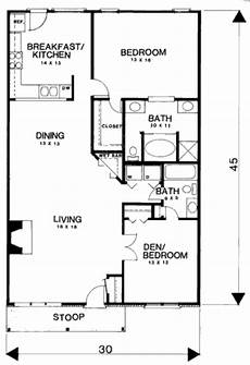 1350 sq ft house plan country style house plan 2 beds 2 baths 1350 sq ft plan