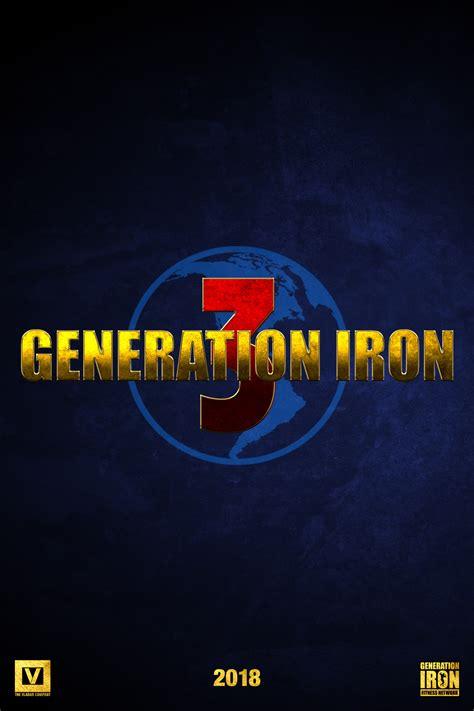 Generation Iron Trailer