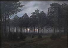 Romantik Caspar David Friedrich - le soir caspar david friedrich wikip 233 dia