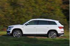 Review Skoda Kodiaq Scout 2017 Evening Standard