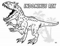 indominus rex printable coloring page by galleryofgiggles