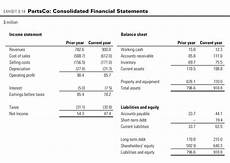 solved 2 exhibit 9 14 presents the income statement and chegg com