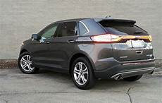 test drive 2015 ford edge titanium the daily drive