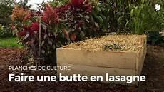 faire une butte permaculture faire une butte en lasagne