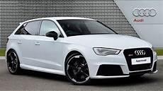 Audi A3 Rs3 Sportback Quattro Nav White 2016