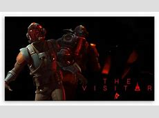 Fortnite The Visitor Ultra HD Desktop Background Wallpaper