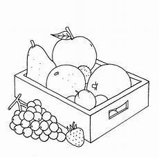 Malvorlagen Erntedank Kostenlos Ausmalbild Bauernhof Obstkiste Kostenlos Ausdrucken