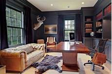 Masculine Home Office Wall Decor Ideas by 10 Cave Ideas For The Big Boys Cozy Home Office