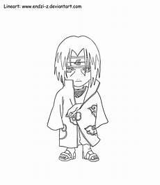 Sketsa Gambar Itachi Uchiha Sobsketsa