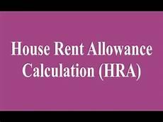 how an employee get house rent allowance exemption hra