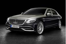 maybach s klasse 2019 mercedes maybach s class unveiled ahead of geneva