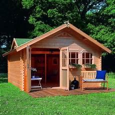 abri de jardin bois 19 10 m2 doderic 4 40mm l achat