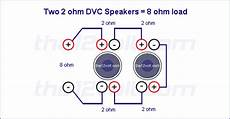 2 Ohm Dvc 12 Quot Subwoofer Wiring Diagram by Need Advize Matching Subwoofer For Klipsch Palladium P17