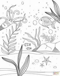 malvorlagen unterwasserwelt um