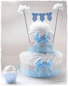 gastgeschenke baby shower g 226 teau de couches babys cakes it s a boy cake