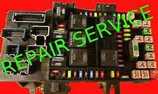 2000 06 Ford Expedition Fuse Box Bcm Repair Service Ebay