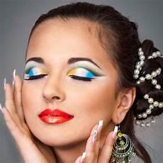 Schönes Augen Make Up - sch 246 nes augen make up gr 252 ne augen schminken