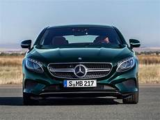 mercedes s class 2019 2019 mercedes s class coupe facelift spotted in