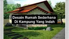 Desain Rumah Sederhana Di Kung Yang Indah