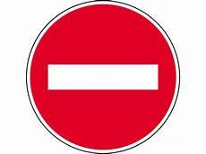 sens interdit panneau panneau sens interdit b1 contact virages