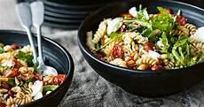 Low Carb Nudelsalat - rezept vegetarisch nudelsalat mit halb getrockneten