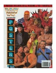 the wrestling fanatic wwf e posters