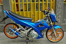 Modifikasi Satria Fu Simple by 50 Foto Gambar Modifikasi Satria Fu Thailook Terbaik