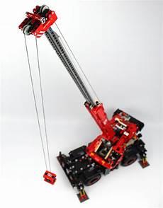 lego technic gel 228 ndeg 228 ngiger kranwagen 42082 im review